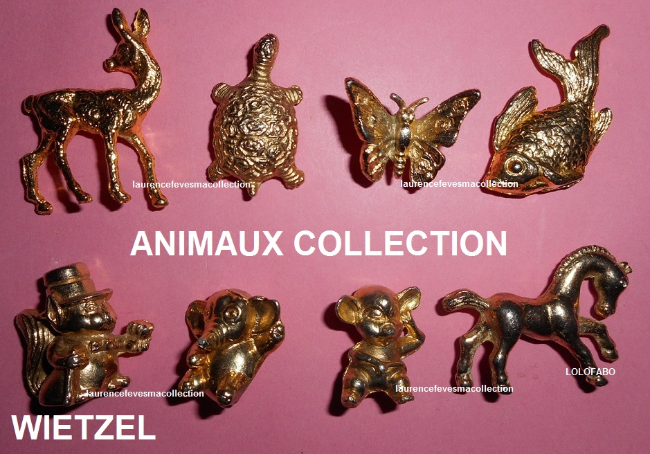 0 animaux collection wietzel