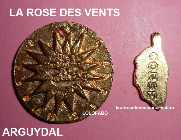 0 carte de france arguydal rose de vents