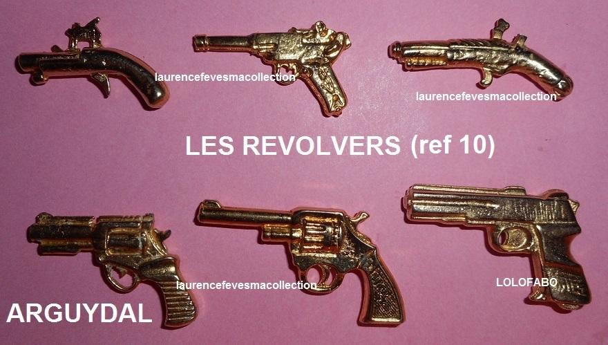 0 ref 10 revolvers arguydal pistolets 2