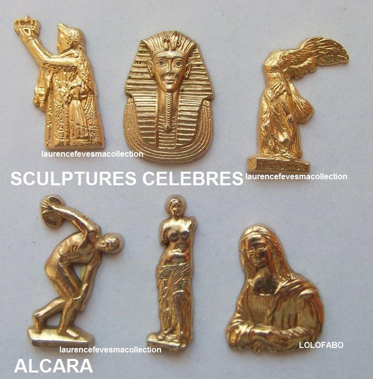 0 sculptures dorees dv503 alcara