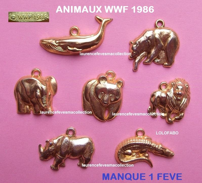 1986 animaux wwf 1986
