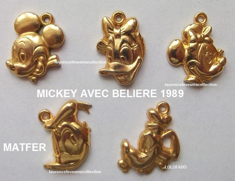 1989 mickey avec beliere 1989 matfer