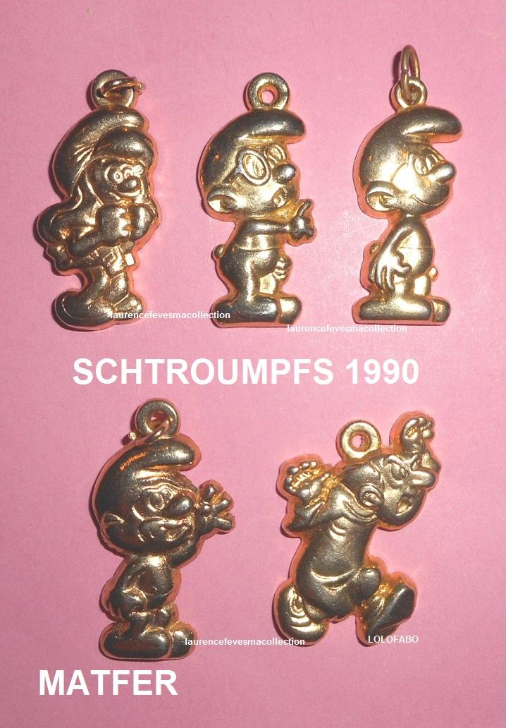 1990 schtroumpfs 1990 matfer