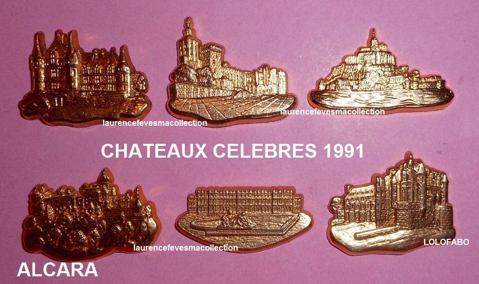 1991 chateaux celebres 1991 alcara