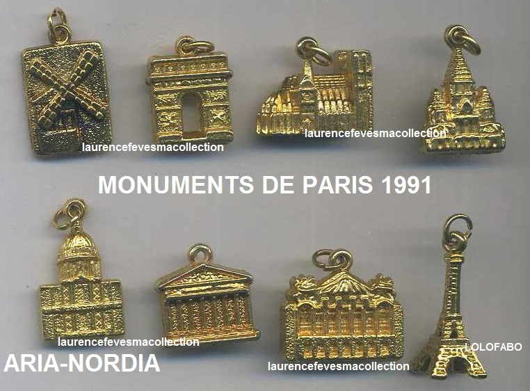 1991 monuments de paris 1991 aria nordia