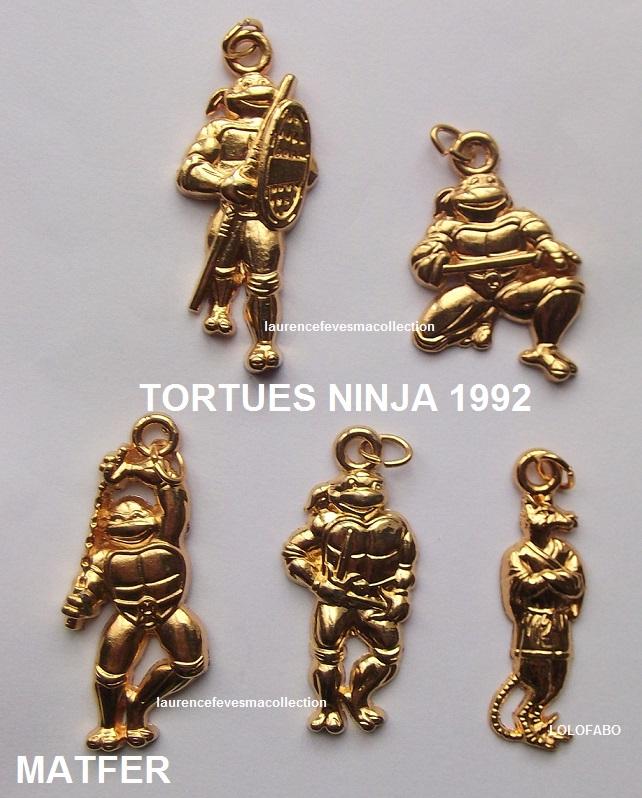 1992 tortues ninja dore 1992 matfer