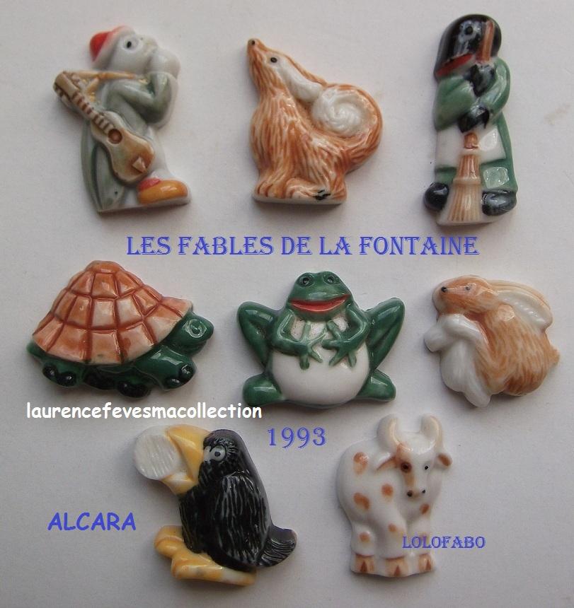 1993 fables de la fontaine aff93p1 1