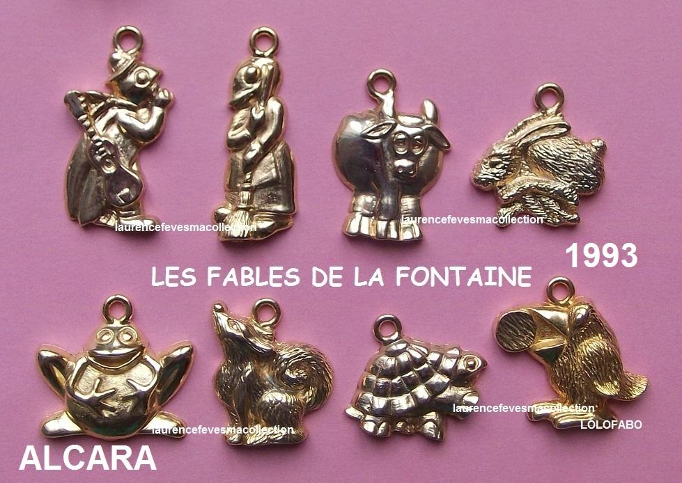 1993p2 dv544 fables de la fontaine dores aff1993 alcara