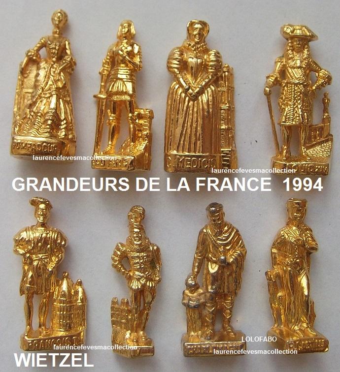 1994p57 grandeurs de la france 1994 wietzel
