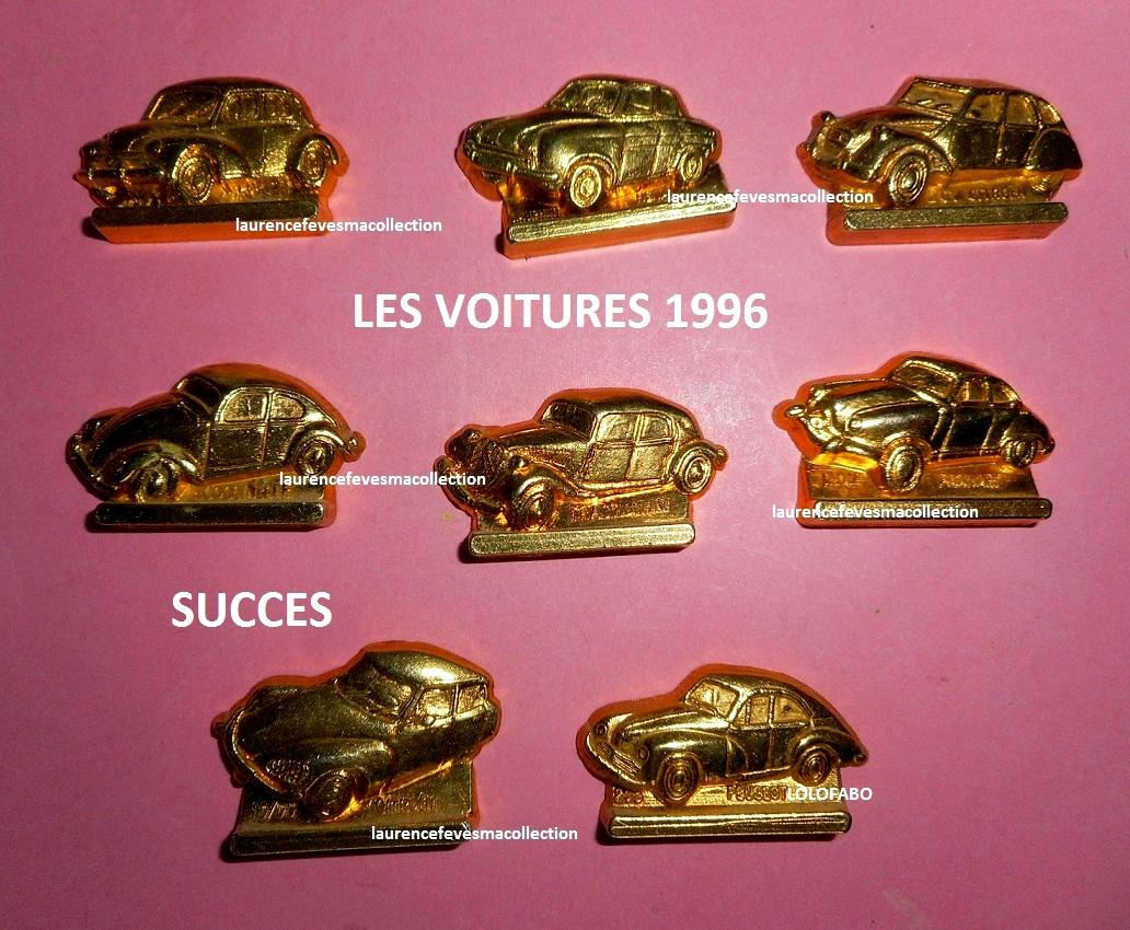 1996 les voitures 1996p71 succes voitures metal