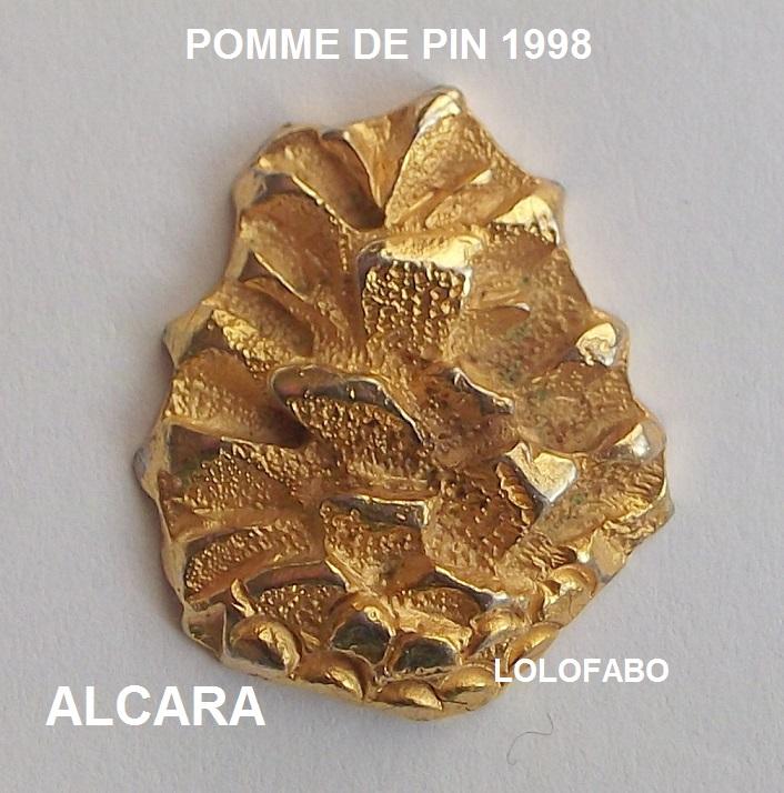 1998p16 pomme de pin alcara