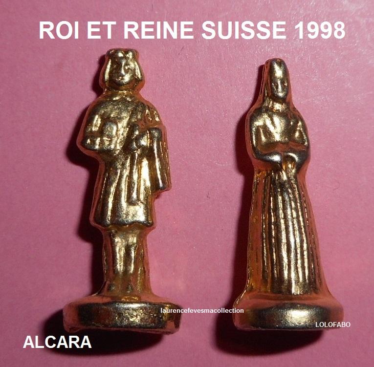1998p16 roi et reine suisse 1998 alcara