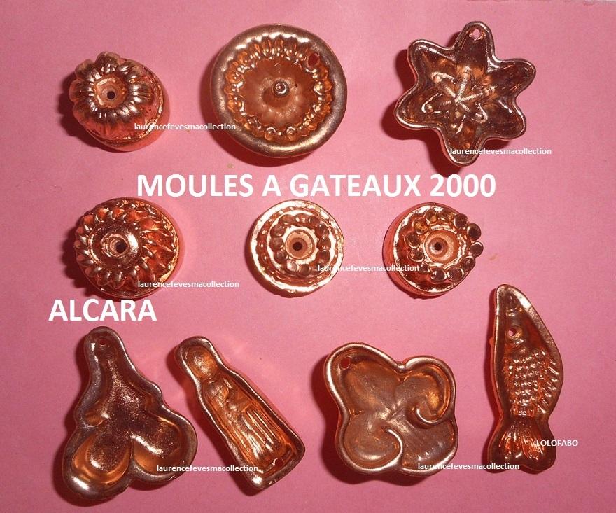 2000p22 moules a gateaux alcara