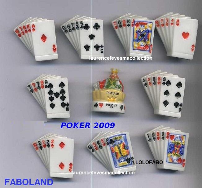 2009p65 dv1788 x faboland poker cartes 2009