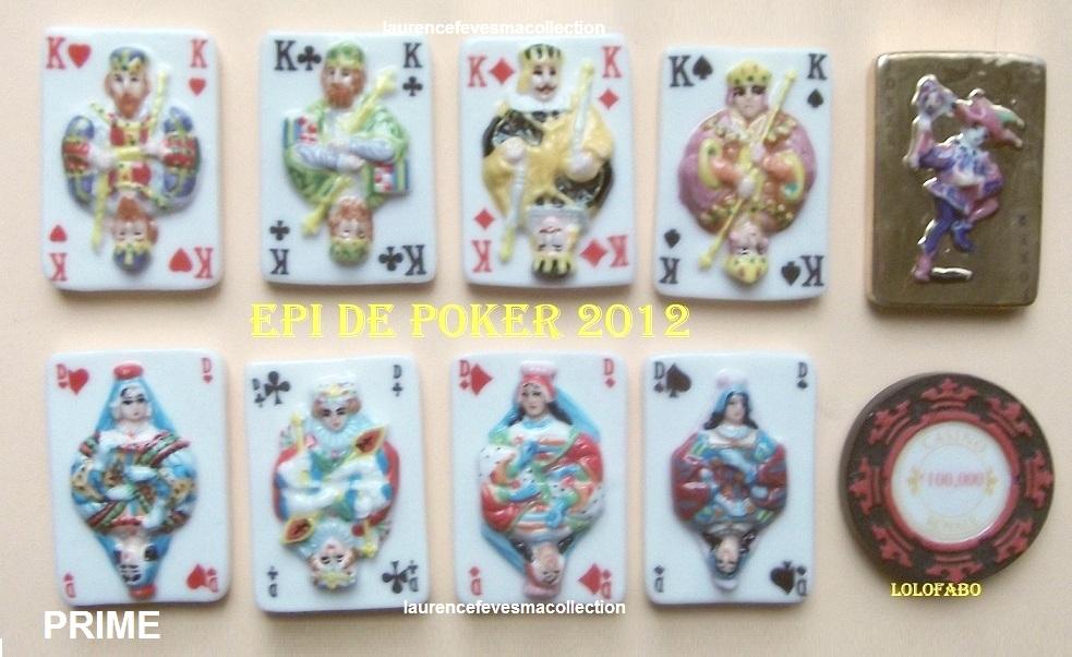 2012 epi poker cartes 2012p118